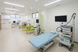 処置室・健診スペース