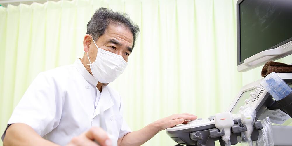 各種健康診断、精密検査実施体制